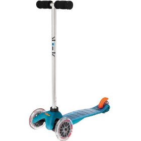 Minikickaqua Best Toddler Scooters For Boys