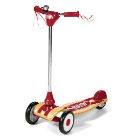 radioflyerdeluxefull Best Toddler Scooters For Boys