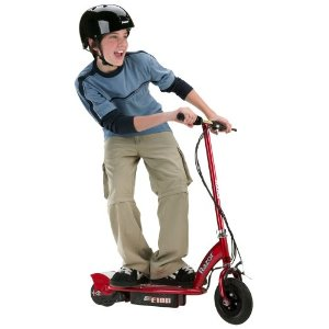 electric razor scooter